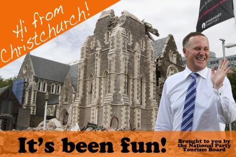 Hi From Christchurch!