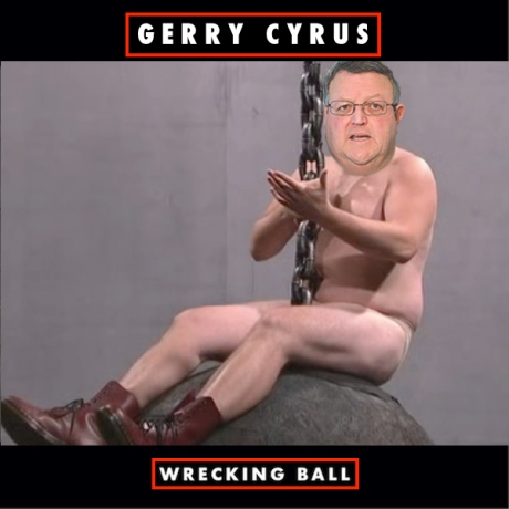 Gerry Cyrus - Wrecking Ball